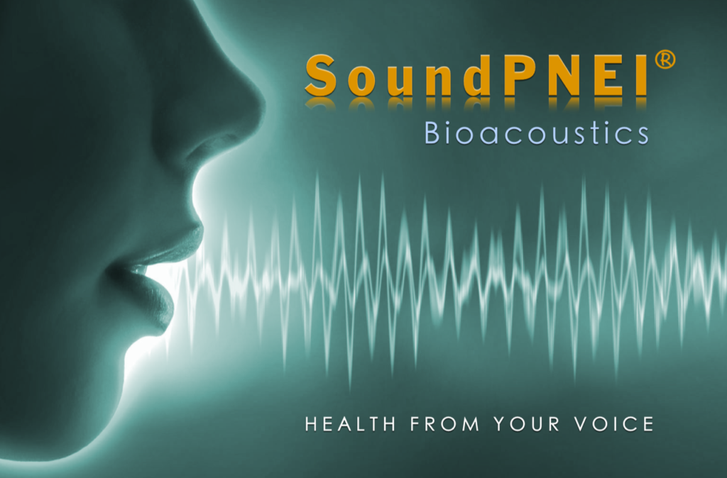 SoundPNEI Health from your voice
